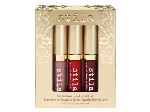 stila Stay All Day Liquid Lipstick Eternal Love Limited Edition Set