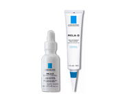 La Roche-Posay Mela-D Clinical-Strength Dark Spot Correction Kit