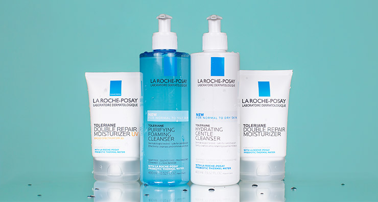 Meet the Newest Members of the La Roche-Posay Toleriane Family
