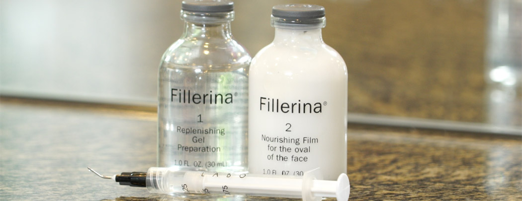 Fillerina Dermo-Cosmetic Filler Treatment Kit