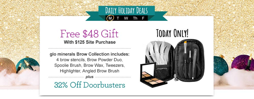 Receive a free bonus gift with $125 Multi-Brand purchase