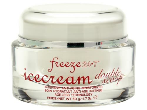 Freeze 24-7 IceCream Double Scoop Intensive Anti-Aging Moisturizer