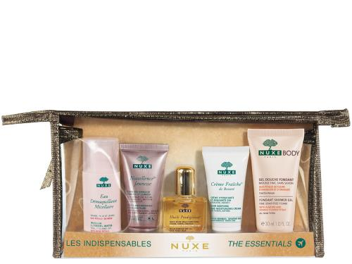 NUXE Limited Edition Summer Travel Kit 2014