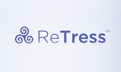 Logo for ReTress