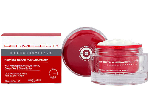 Dermelect Cosmeceuticals Redness Rehab Rosacea Relief