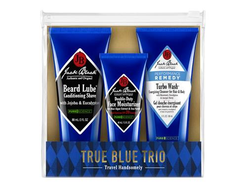 Jack Black True Blue Trio Limited Edition Collection