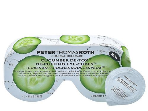 Peter Thomas Roth Cucumber De-Tox De-Puffing Eye-Cubes
