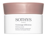Sothys Cinnamon and Ginger Delicious Scrub