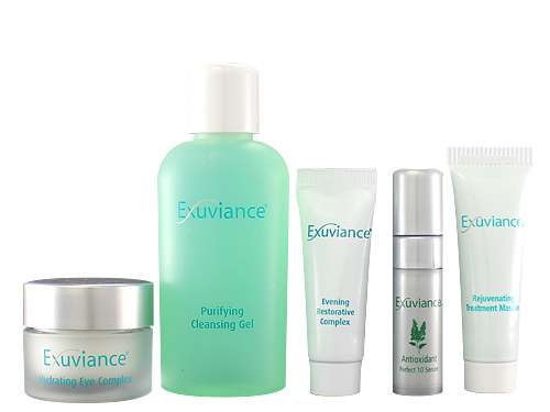 Exuviance Essentials Normal/Combination Kit
