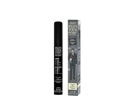 theBalm What's Your Type? Mascara - Tall Dark and Handsome