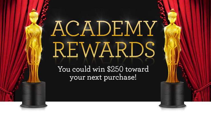 Pick Your Faves and Win During the LovelySkin Academy Rewards