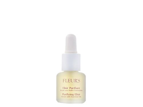 Fleurs Purifying Elixir Serum with Essential Oils