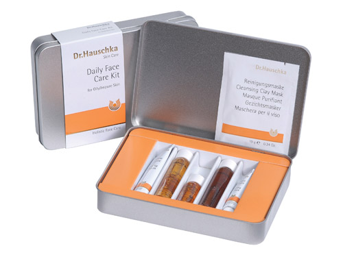 Dr. Hauschka Daily Face Care Kit Oily or Blemished Skin Care
