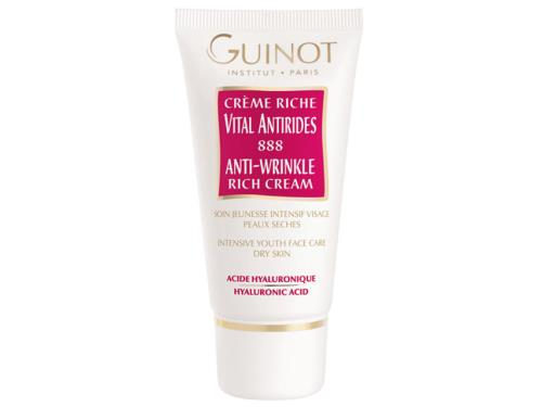 Guinot Crème Riche Vital Antirides 888 (formerly Crème 888 Vital Antirides Anti-Wrinkle Rich Night Cream)