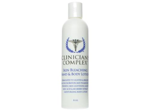Clinicians Complex Skin Bleaching Hand and Body Lotion
