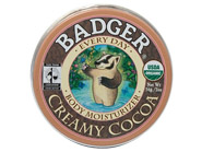 Badger Creamy Cocoa Every Day Moisturizer