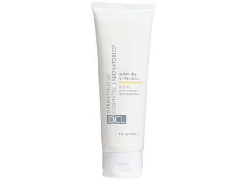 DCL Quick Dry Sunscreen SPF 15