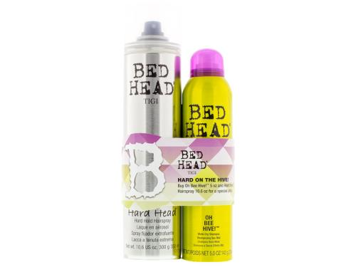 Bed Head Hard on the Hive! Dry Shampoo Hairspray Duo