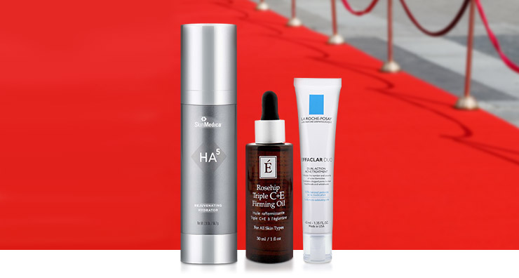 Six Ways to Get Your Skin Red Carpet Ready