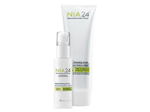 NIA24 Rapid Exfoliating Serum
