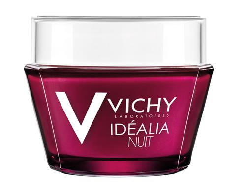 Vichy Idealia Skin Sleep Night Recovery