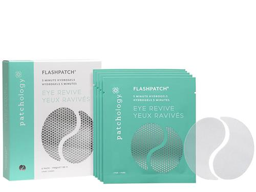patchology FlashPatch Eye Gels - 5 Pack