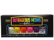 OPI Outrageous Neons Mini Pack