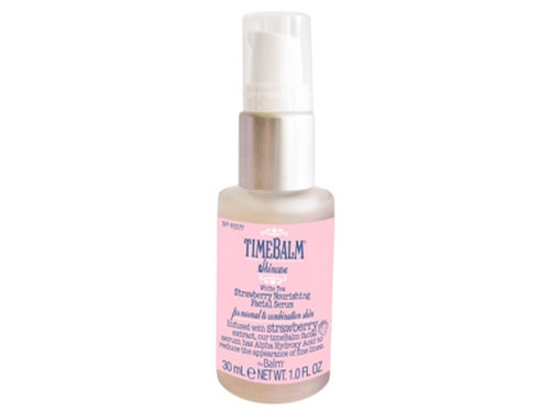 theBalm TimeBalm Skin Care Strawberry Nourishing Facial Serum