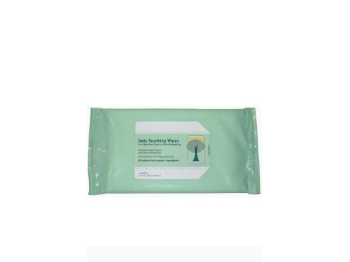 Shady Day Daily Soothing Wipes After Sun Care