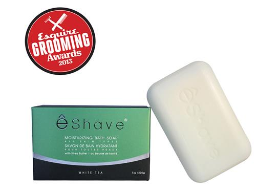 eShave Moisturizing Bath Soap - White Tea