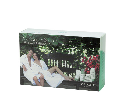 Pevonia Spa Travel Essentials Pack