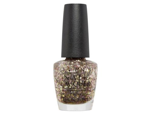 OPI Muppets Most Wanted - Gaining Mole-Mentum