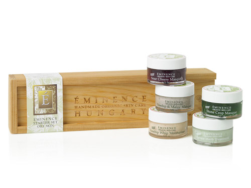 Eminence Starter Set for Oily Skin Types