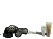 Clarisonic Pro Sonic Skin Cleansing System for Face & Body with Extension Handle Grey