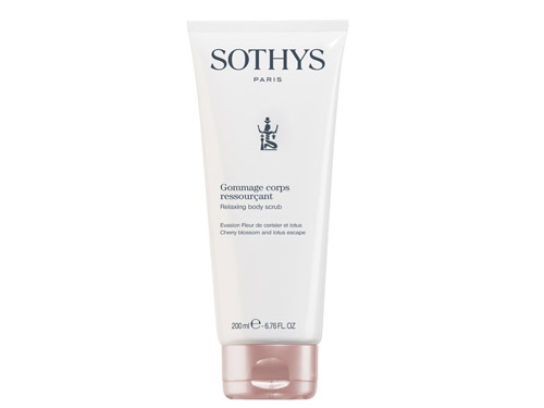Sothys Cherry Blossom and Lotus Relaxing Body Scrub