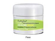 FixMySkin Healing Face Balm Unscented with 1% Hydrocortisone