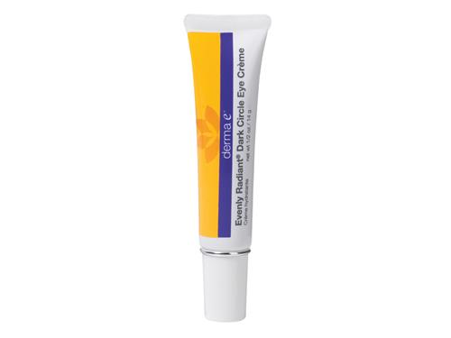derma e Evenly Radiant Dark Circle Eye Crème