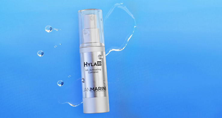 Introducing Jan Marini Hyla3D: A 3D Approach to Hydration