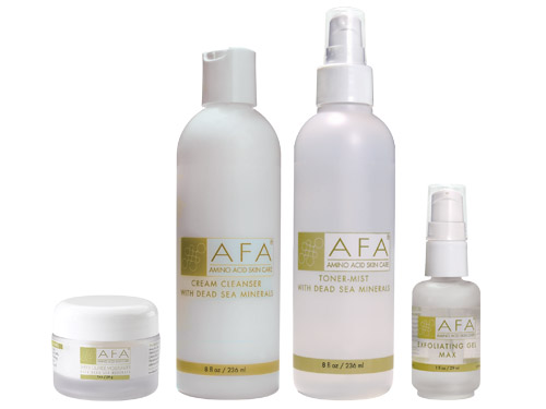 AFA Wrinkle Relief Starter Set for Normal Skin - Step Three Max