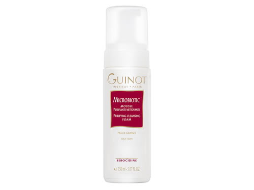 Guinot Microbiotic Mousse Purifying Cleansing Foam