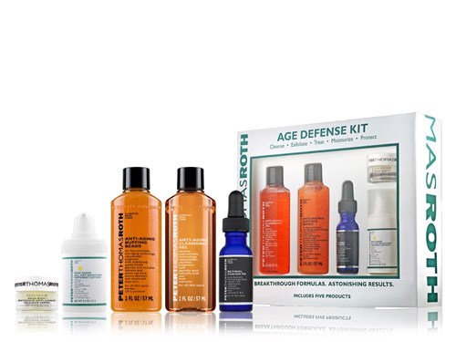Peter Thomas Roth Age Defense Kit from Peter Thomas Roth skin care