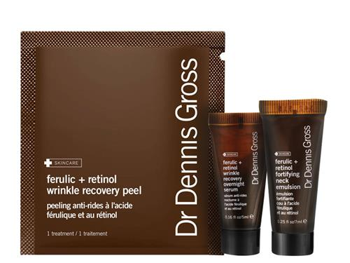 Free $31 Dr. Dennis Gross Ferulic + Retinol Sample Set