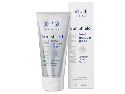 Obagi Sun Shield Matte Broad Spectrum SPF 50 - New Packaging