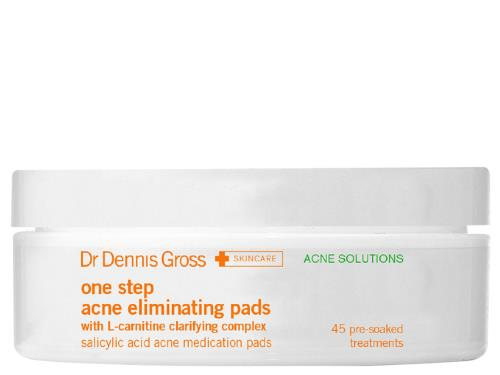 Dr. Dennis Gross Acne Pads One-Step Acne Eliminating Pads