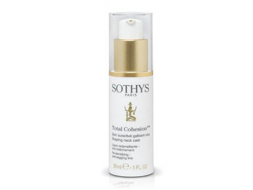 Sothys Shaping Neck Care to tighten neck skin
