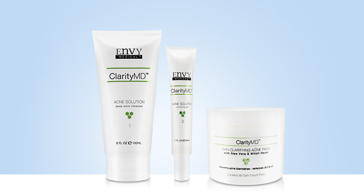 ClarityMD Acne Solutions Giveaway!