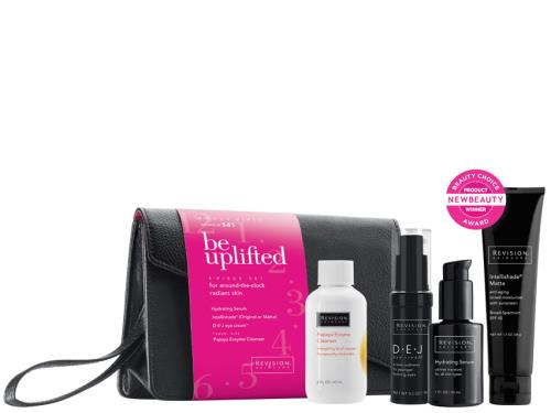 Revision Skincare Be Uplifted Gift Set - Intellishade Matte