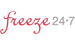 Logo for Freeze 24-7