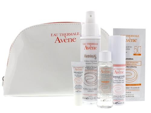 Avene Retrinal Timeless Radiance Regimen Limited Edition