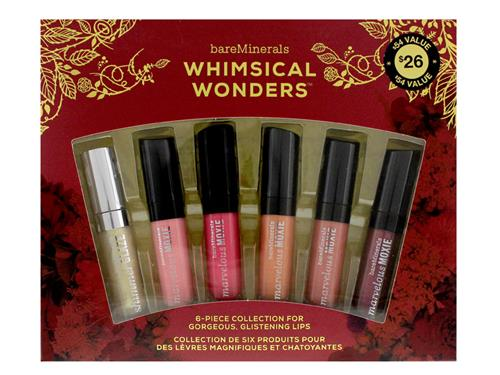 bareMinerals Whimsical Wonders Mini Lipgloss Kit